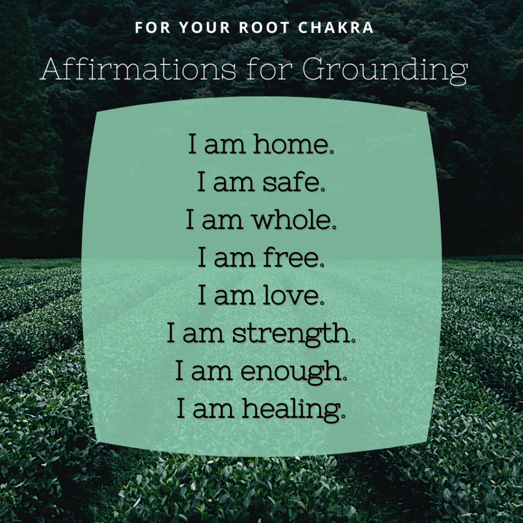 learning how to practice self love with positive affirmations