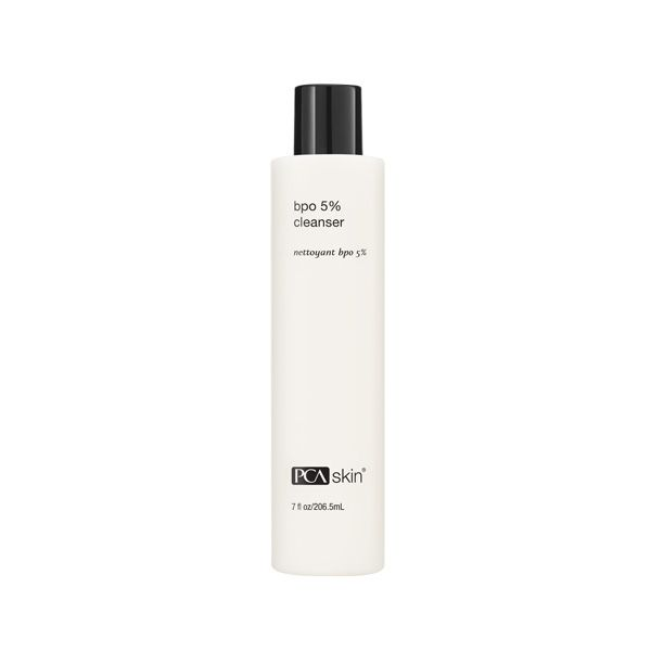 This cleanser kills cystic acne at the root